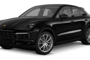 Porsche Cayenne Nero