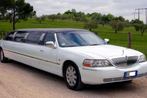 Limousine Lincoln 2009