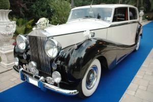 Rolls Royce Silver Wraith Mulliner
