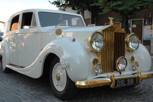 Rolls Royce Wraith Park Oro